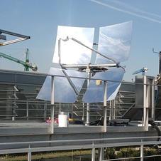 Solar Keymark testprocedure
