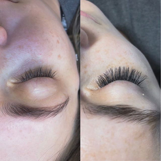 Lash extensions make everything better.