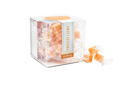 Sweet+Single Candy Scrub - Sweet Satsuma