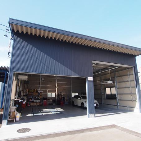 【ENEOSウイング名古屋カーケアセンター様】愛知県の財団法人日本技能研修機構(JATTO)のエーミングセンターがOPEN!