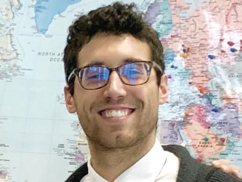 プロフィール Matteo Croci