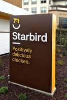 Starbird Monument