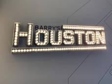 Barry's Houston