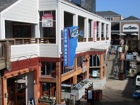 Pier Market at Pier 19