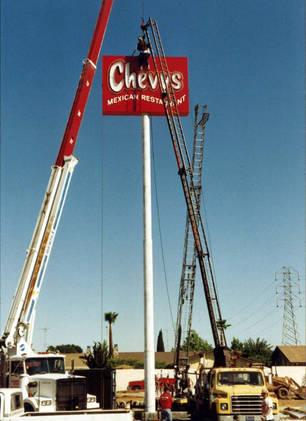 Chevy's Pylon