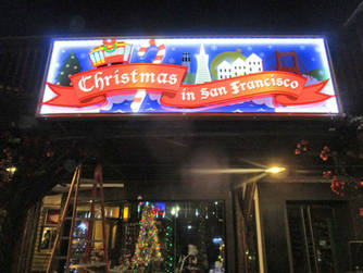 Christmas in SF
