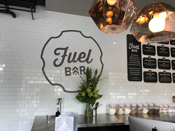 Barrys Fuel Bar