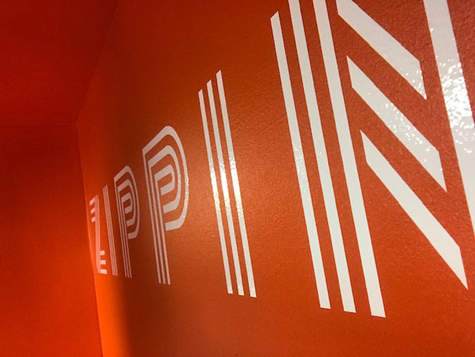 Zippin Wall Graphics