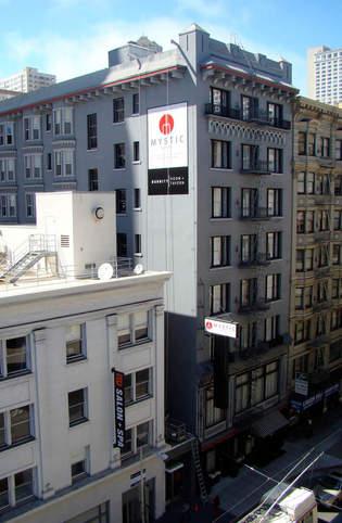 Mystic Hotel SF