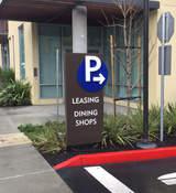 Pier 39 Parking Sign