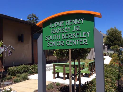 Berkeley Senior Center