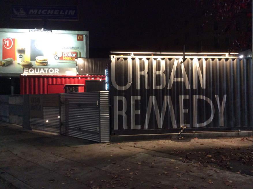 Oaklands Urban Remedy