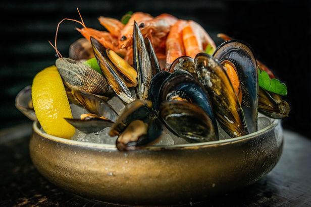 Food Menu promotion for Merchant, Bar and Grill, Palma de Mallorca