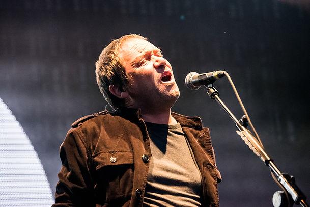 Simon Fowler, Lead singer of Ocean Colour scene