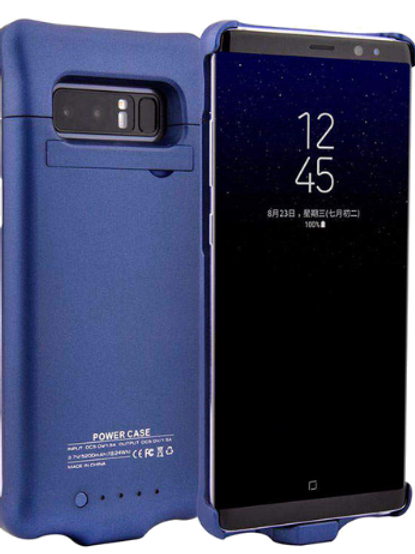 Coque Bumper-Batterie Samsung Note 8
