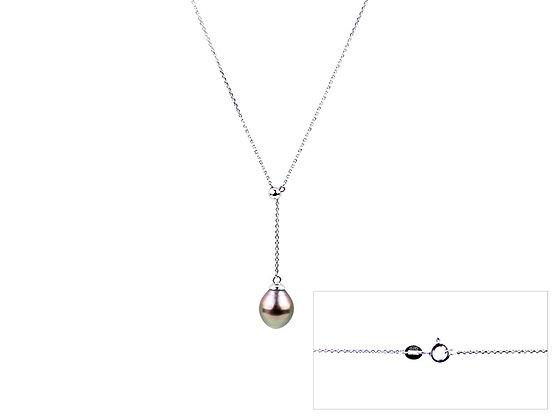 Tahiti Pearl Drop Necklace II