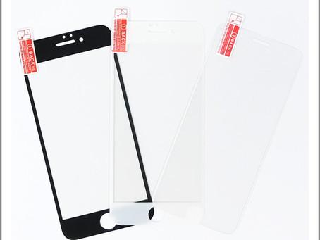 iPhone画面修理の後は必ず強化ガラスをお勧めしましょう