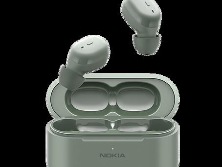 『外部音取り込み』Nokia E3200 ワイヤレスイヤホンの商品説明