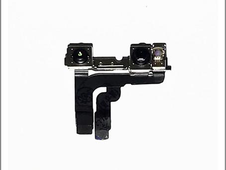 iPhoneフロントカメラにはいろいろな性能が詰まっている。 いろいろな故障の原因を引き起こします。