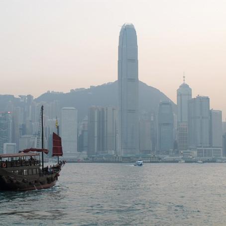 Hong Kong, una baia spettacolare