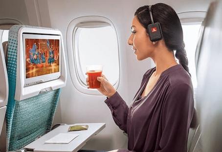 Emirates miglior compagnia aerea 2013