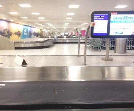 La battaglia dei bagagli a mano