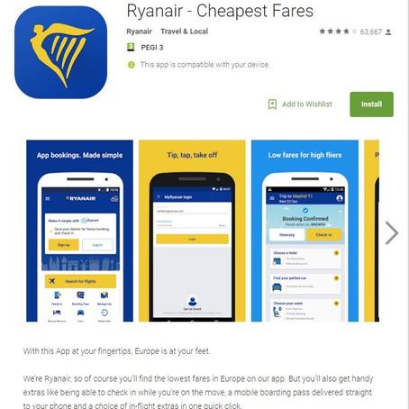 Ryanair dimezza i tempi del check-in