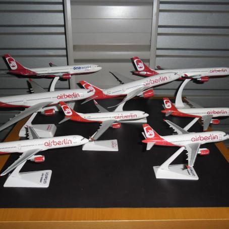 AirBerlin al capolinea. Dopo Alitalia, altro insuccesso per Etihad