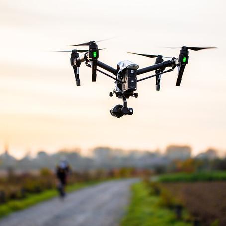 Quando un drone incontra un aereo