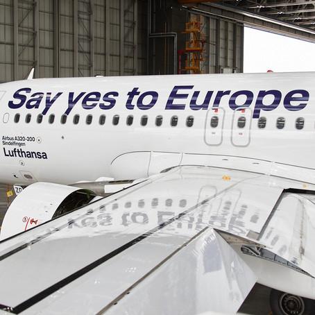 Europee 2019, l'aviazione sostiene il voto