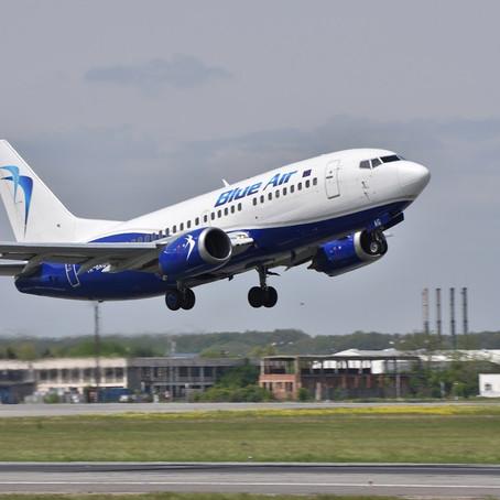 Blue Air collega Torino con Palermo
