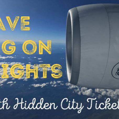 Hidden City, due voli costano meno di uno
