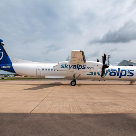 SkyAlps buca la prima. Incertezza sull'avvio dei voli di linea