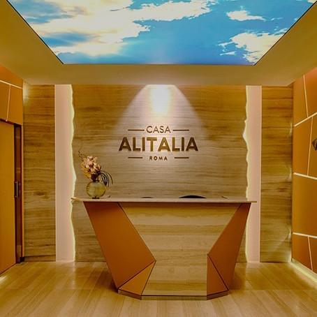 Alitalia: volo a perdere