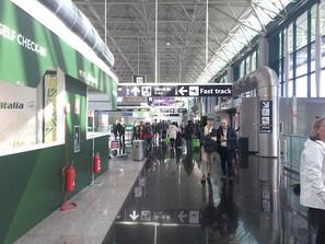 Fiumicino secondo aeroporto più a misura d'uomo d'Europa