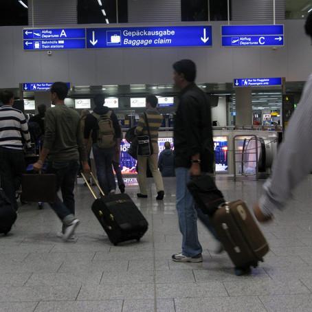 Traffico passeggeri 2017 negli aeroporti italiani