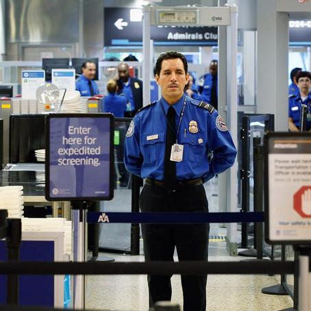 Aeroporto che vai, controllo sicurezza che trovi