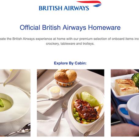 British svende online le stoviglie di bordo