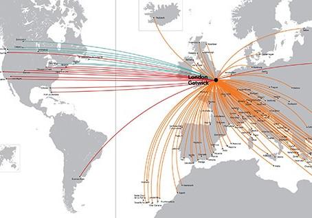 easyJet, da Londra oltre 100 voli nel mondo