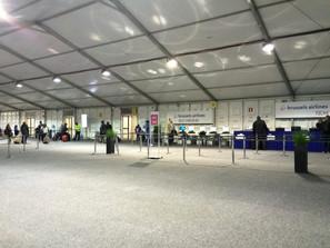 Bruxelles, ancora disagi pesanti a Zaventem