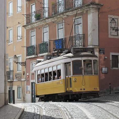 I tram di Lisbona