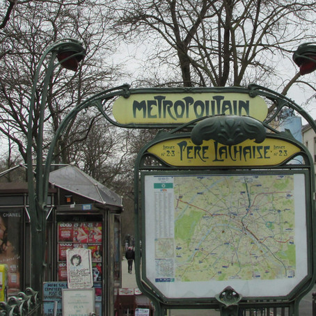 Arrivare a Parigi senza (troppo) stress