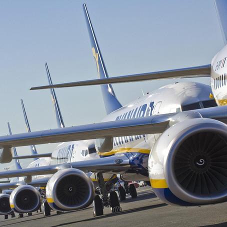 Ryanair lancia voli in connessione a Fiumicino