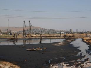 Il petrolio del Caspio