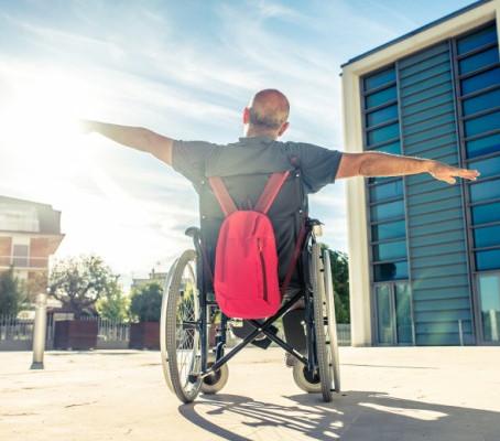 Disabilità, come prenotare un viaggio