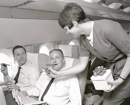 Otto marzo: volo vietato alle donne