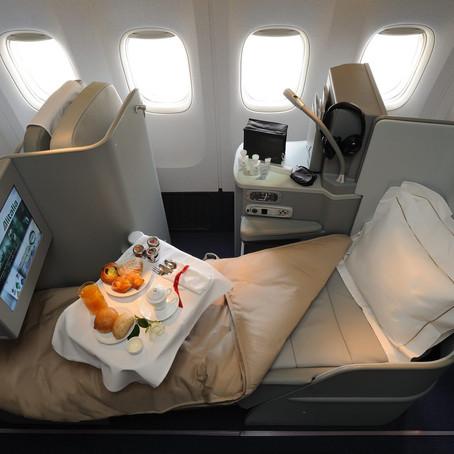 Alitalia, a bordo menu italiano