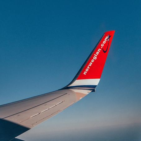 Norwegian chiude il lungo raggio