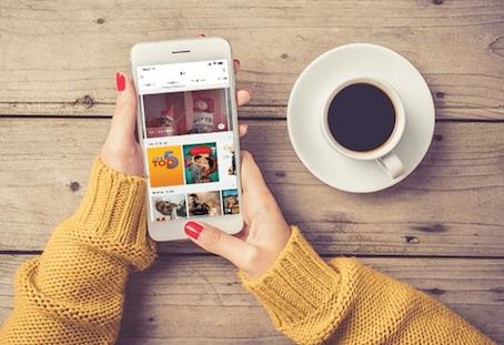 Playlist programmabili con nuova app Emirates