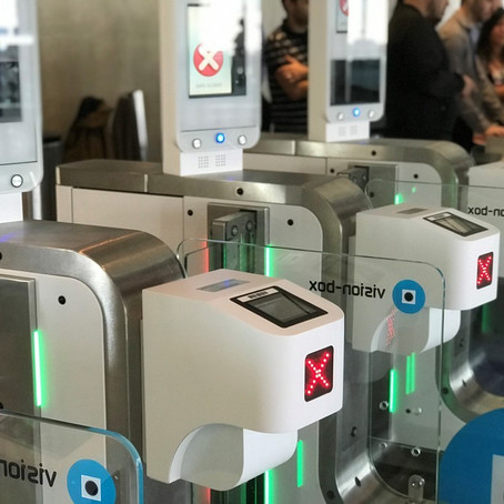 British inaugura gate biometrici a Los Angeles